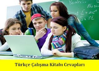 4. Sınıf Türkçe Özgün Matbaa Yayınları Çalışma Kitabı Cevapları