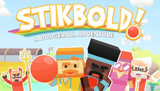 STIKBOLD A DODGEBALL ADVENTURE COUCH OVERTIME-TINYISO