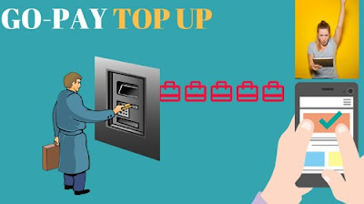 Top Up Go-Pay di ATM
