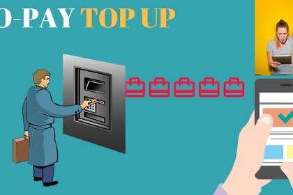 Cara isi Ulang Go Pay Dari ATM BCA, Mandiri, BRI, BNI,