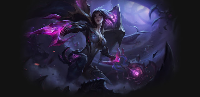 Novedades de League of legends  KAI'SA HIJA DEL VACÍO