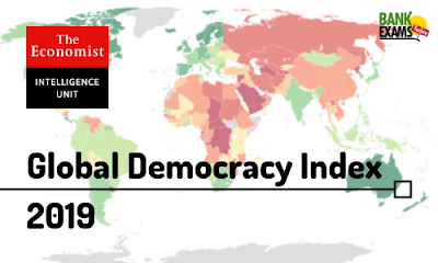 Highlights of Global Democracy Index 2019