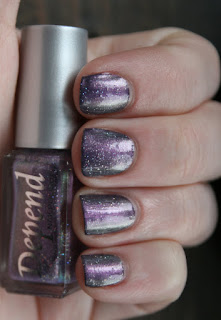 Depend #058 over Zoya Neeka