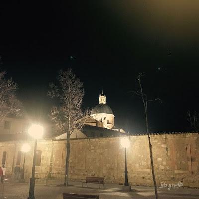 Salamanca rincones calle Úrsulas