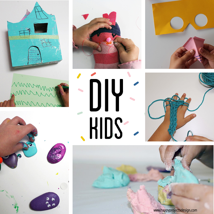 HappyProjectsDesign DIY Kids