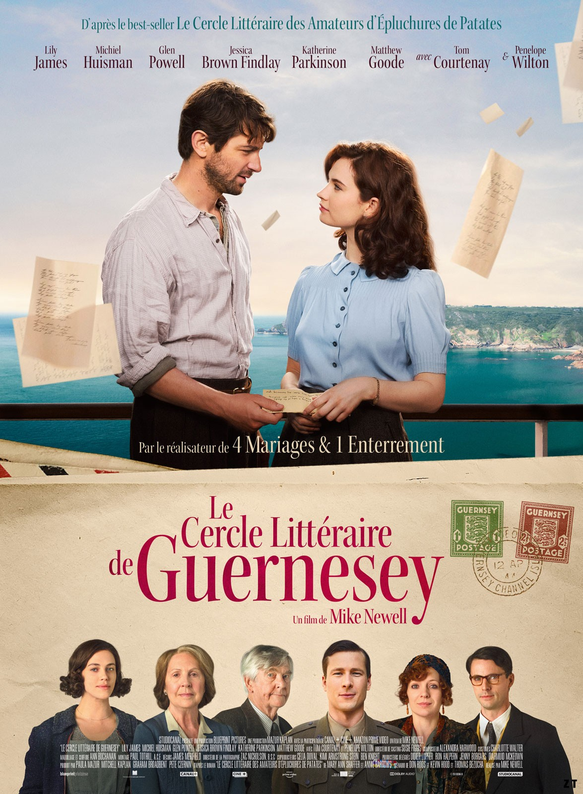 Le Cercle littéraire de Guernesey [BDRip] [Streaming] [Telecharger]