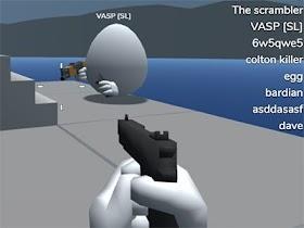 Shell Shockers! Egg Shooter