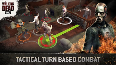 the walking dead no man's land android download