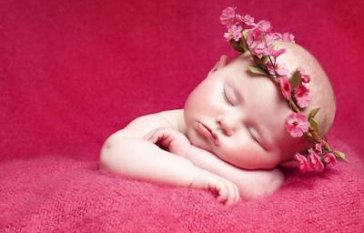bayi perempuan sansekerta