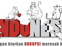"""Korupsi Menjadi """"Penyakit Jantung"""" Negara Indonesia"""