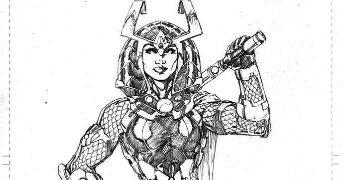 Demonpuppy's Wicked Awesome Art Blog: Character designs!