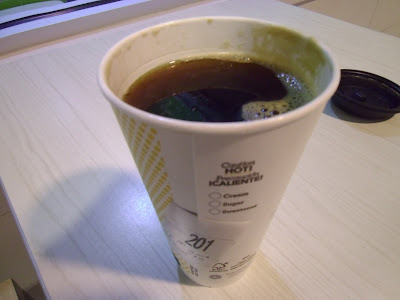 McDonald's Large Americano Coffee