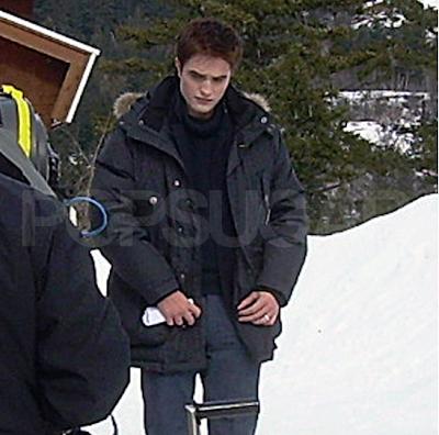 robert%2Ben%2Bamanecer1 - Robert Pattinson: Amanecer la Saga