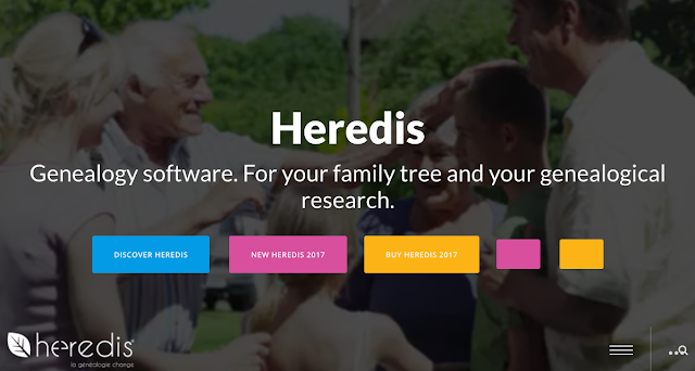 Heredis Genealogy Software Launches New Version for 2017