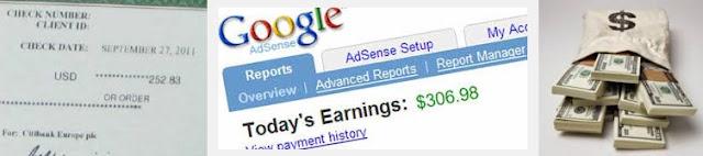 Ganhar Dinheiro em Dólar com Google Adsense
