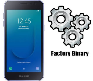 Samsung Galaxy J2 Core SM-S260DL Combination Firmware
