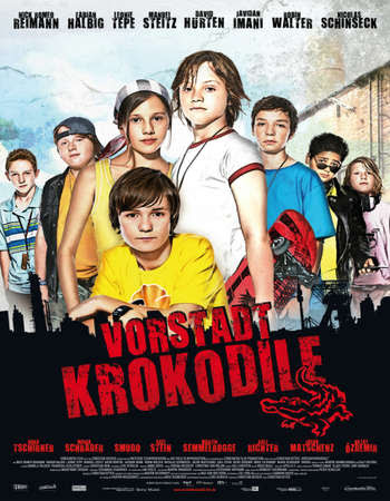 Poster Of The Crocodiles 2009 Full Movie In Hindi Dubbed Download HD 100MB German Movie For Mobiles 3gp Mp4 HEVC Watch Online