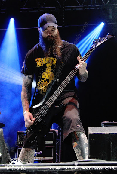Crowbar @Sylak Open Air #5, Saint-Maurice-de-Gourdans 08/08/2015