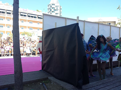 winx backstage jesolo