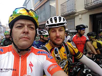 Club MTB Aranjuez - Desafío Sierra Sur Jaén