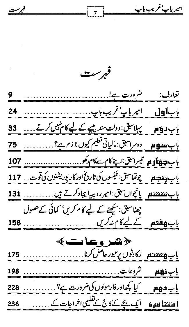 Amir Baap Garib Baap by Dr. Aman Khawaja