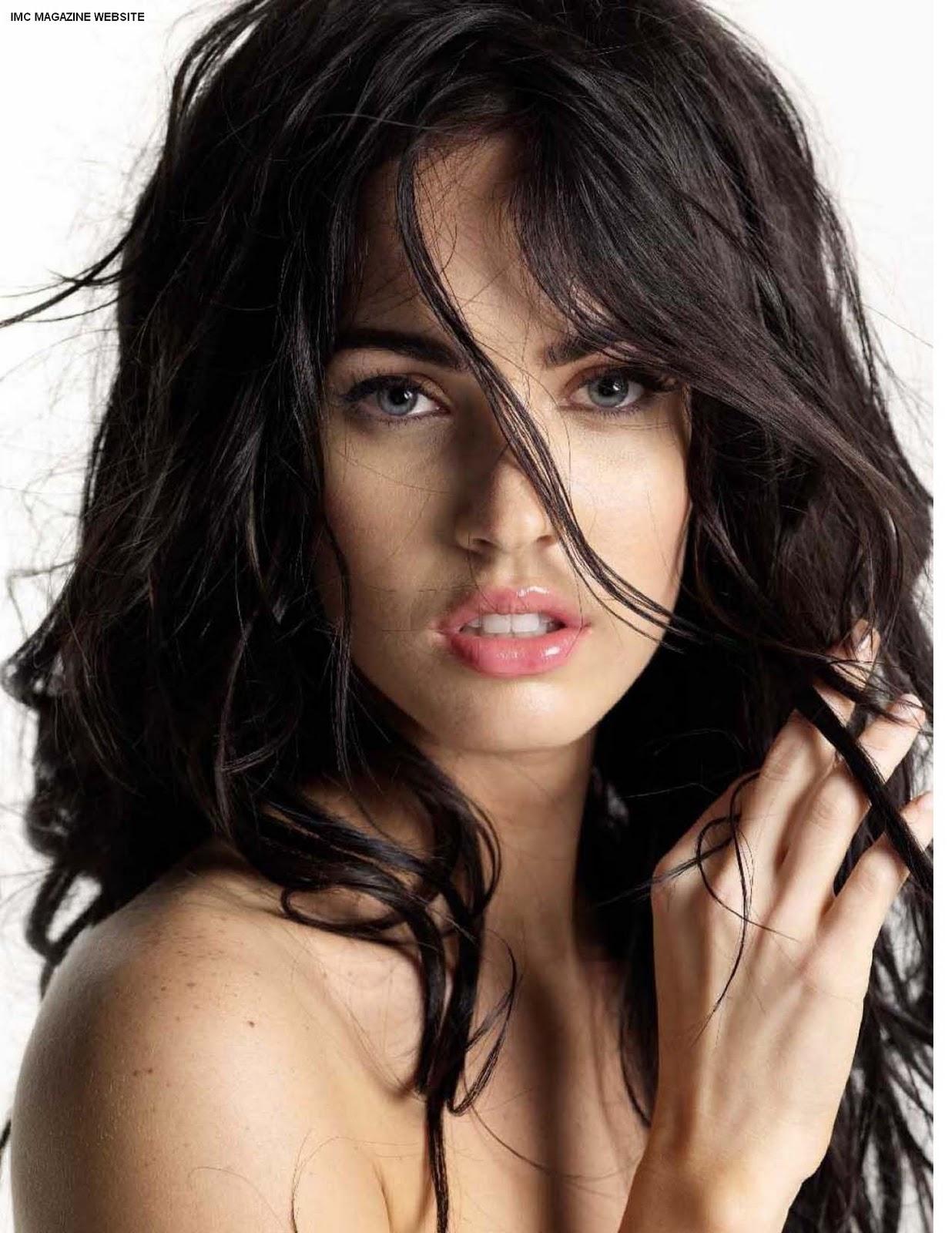Beautiful Hollywood Cute Actress Megan Fox Photo Gallery