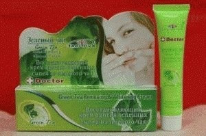 Jual Obat Jerawat LAOSHIYA Green Tea Acne Gel