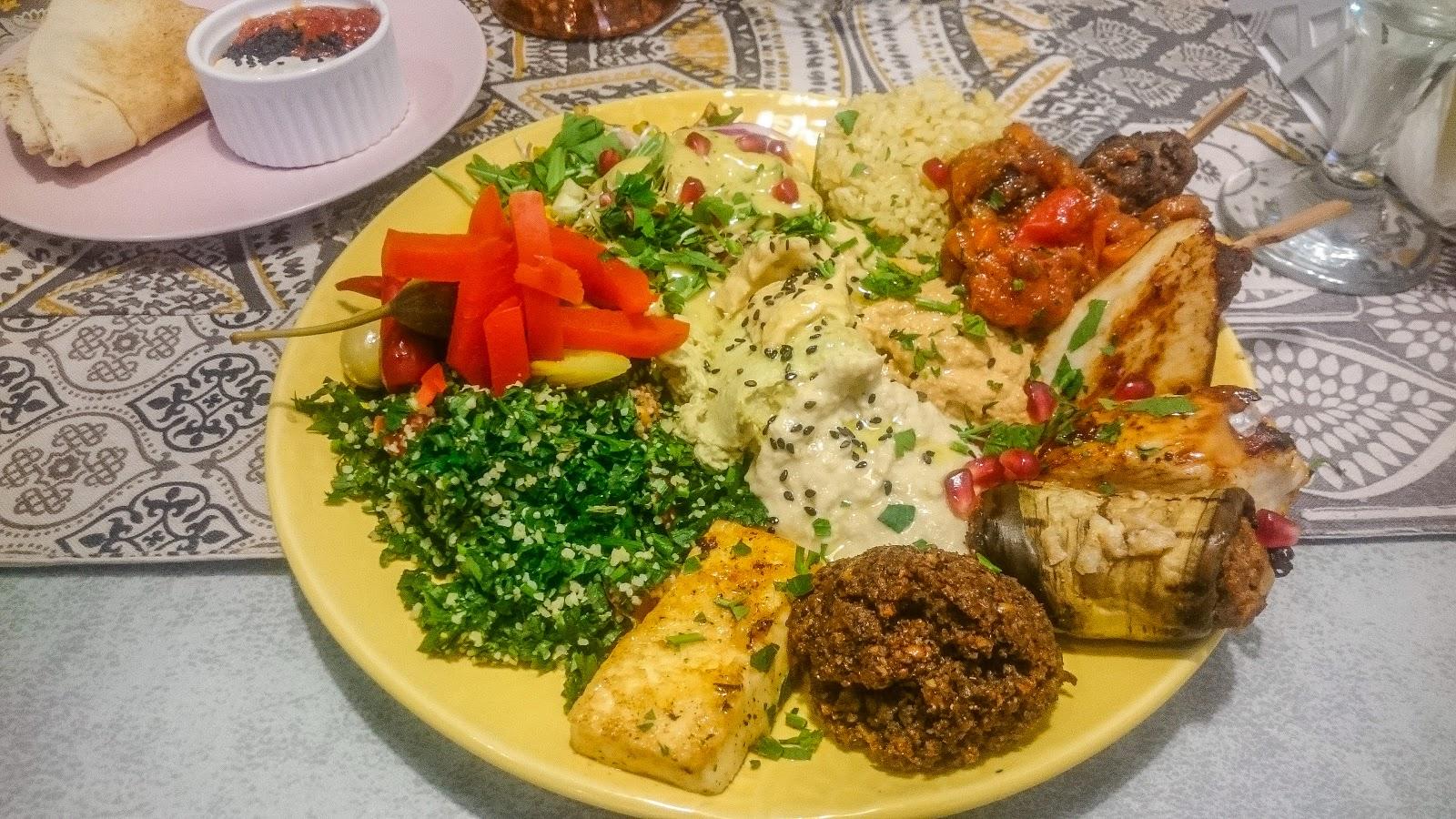 In Cooking We Trust Hamra Restauracja Libańska łódź