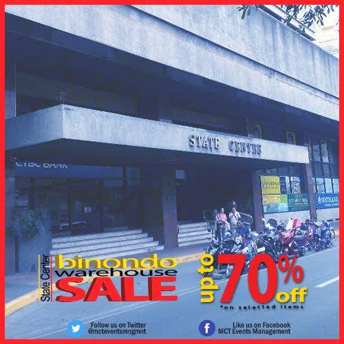 7e1cf9d03bc9 Manila Shopper  12th Binondo Holiday Warehouse SALE  Dec 2016