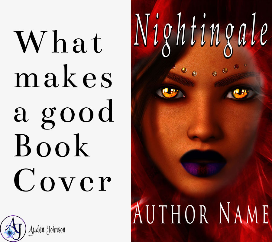 Good Book Cover Pictures : What makes a good book cover