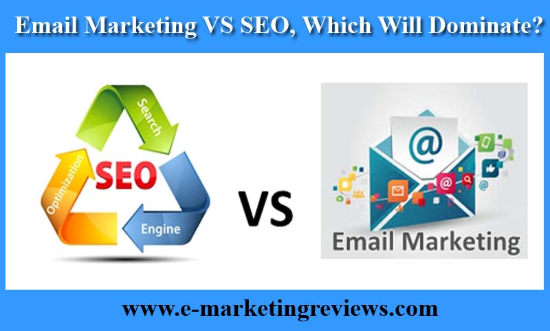 email marketing vs SEO