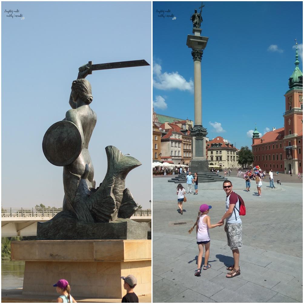 Warszawa z dziećmi - co warto zobaczyć