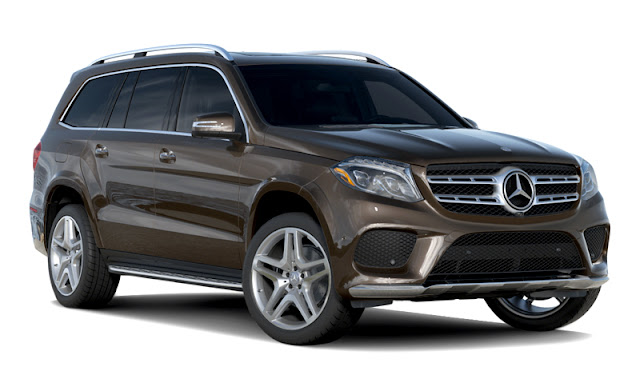 Review Mercedes-Benz GLS-class Price