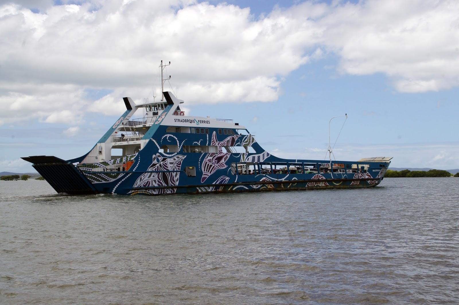 Stradbroke Island Ferries