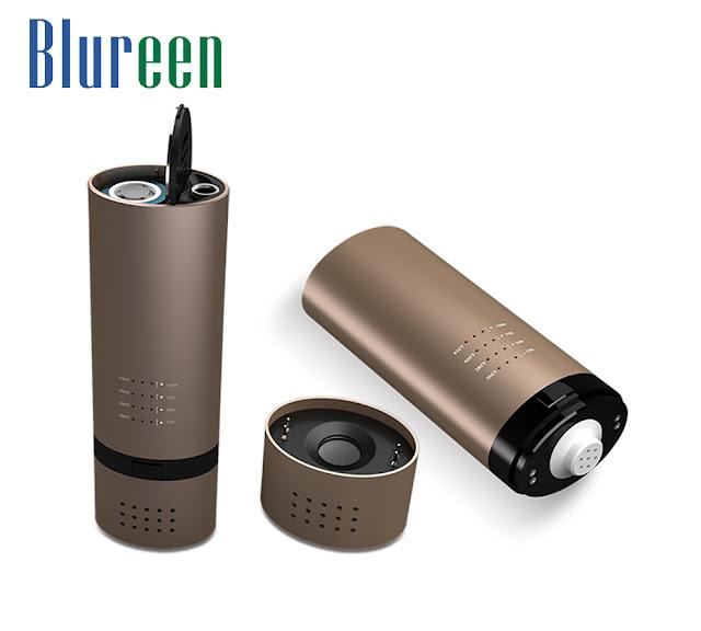 Top Selling Ceramic Heating Wax Vape Pen 2200mah Electronic Cigarette Dry Herb Vaporizer Pen Kit