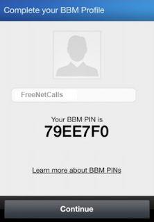 تحميل برنامج بي بي ام مجانا BBM
