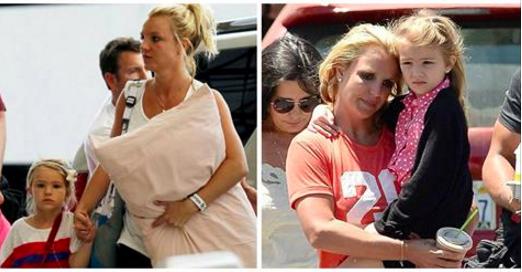 Britney Spears face à la pire des épreuves, avec sa nièce de 8 ans