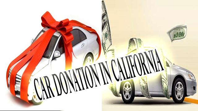 Car Donation in California