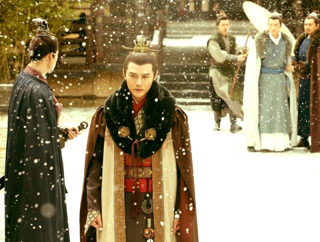 Hình ảnh phim Lang Nha Bảng