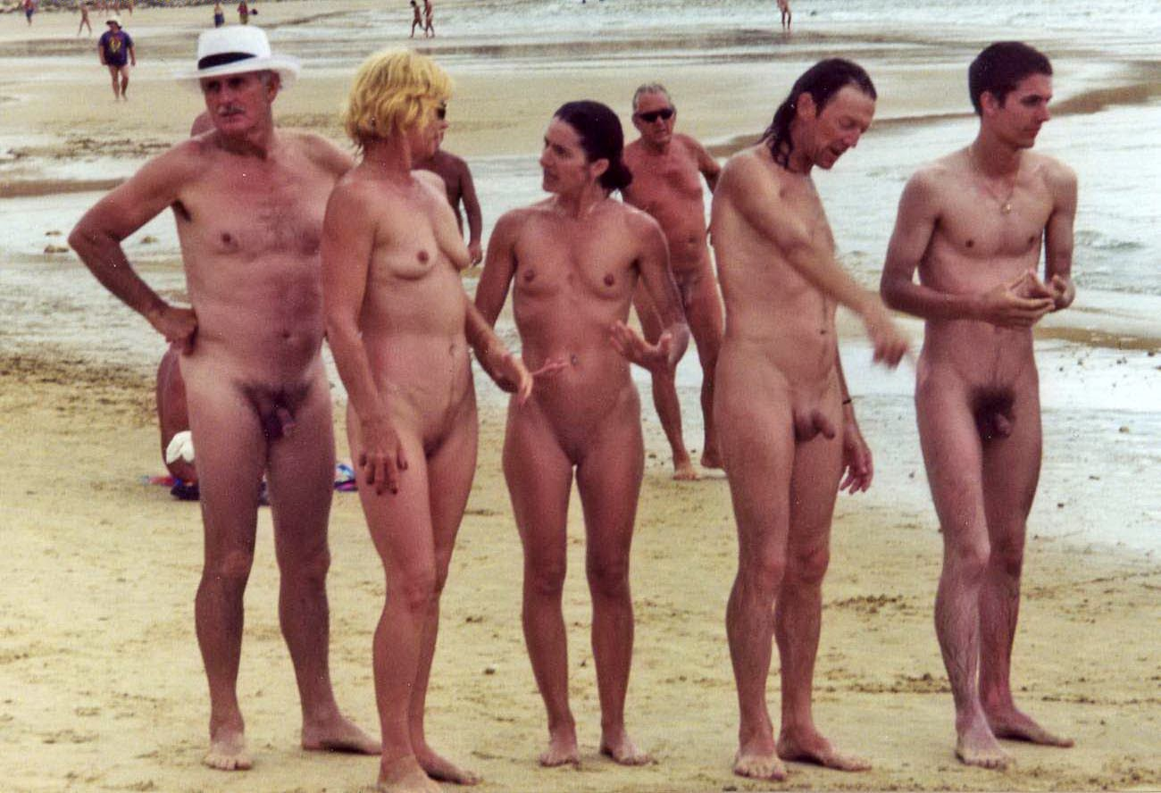 This Family nudist photo movie