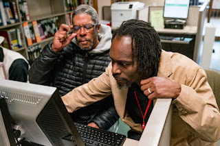 Navigating a Digital World After 40 Years in Prison