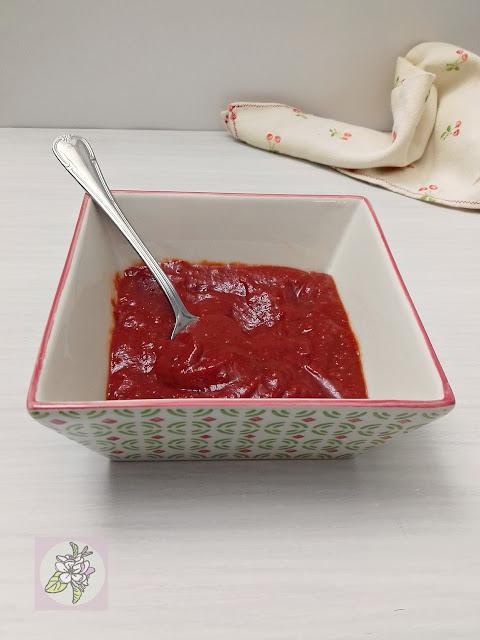 Salsa Agridulce de Tomate.
