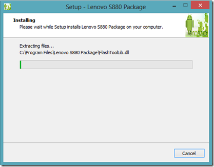 Cara Flash Ulang Lenovo S880