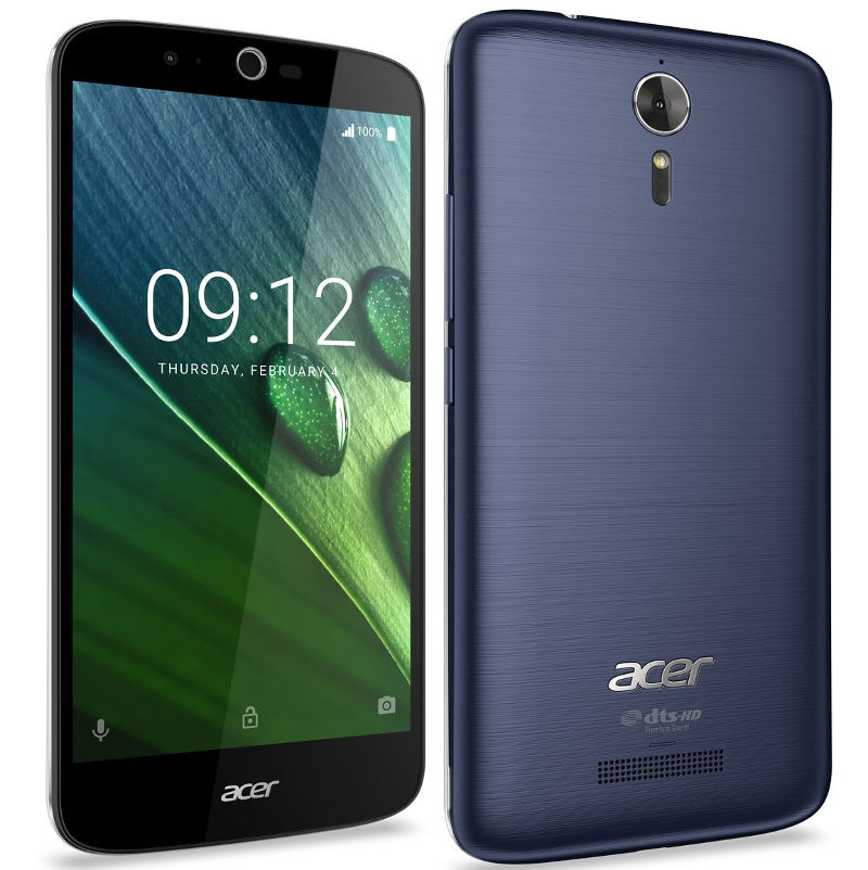 Acer Liquid Zest Plus : Full Hardware Specs, Features and Price