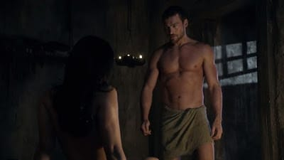 Spartacus (Sangre y Arena) - Capitulo 09 - Temporada 1 - Español Latino