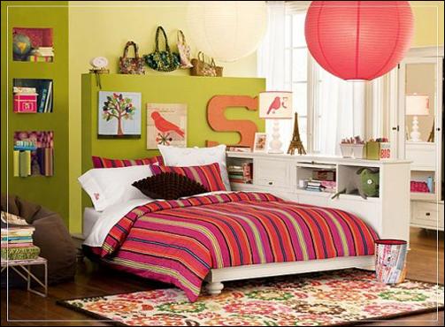 42 Teen Girl Bedroom Ideas ~ Room Design Ideas