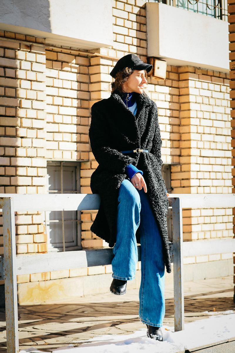 мода зима 2107