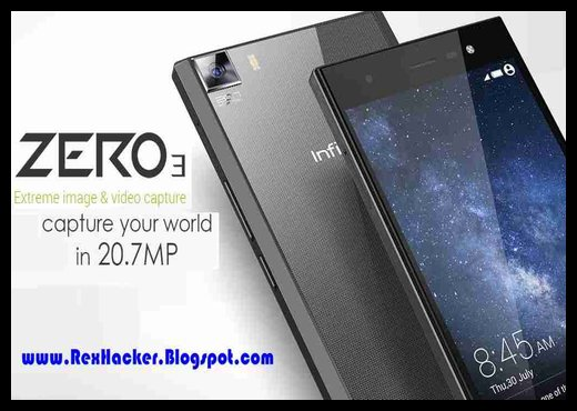 Infinix Zero 3 Price And Full Specifications