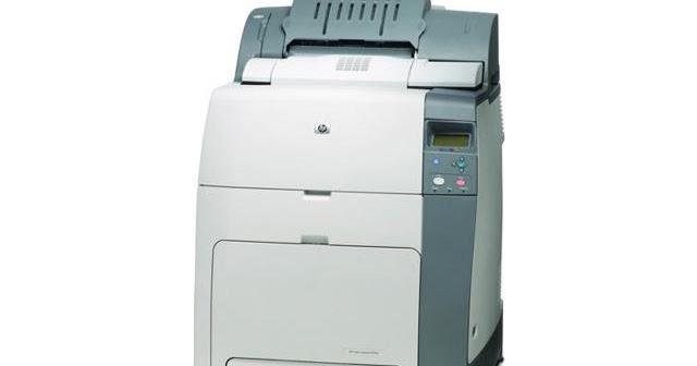 HP Color LaserJet 4700dtn Drivers