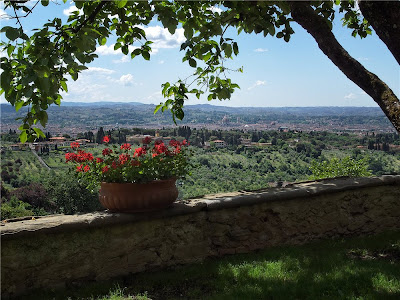 View to Firenze, Property 13003, image via Frank Knight Properties as seen on linenandlavender.net